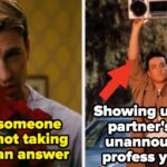 """19 """"Wholesome"""" Things You Probably Thought Were Romantic, But In Retrospect Are Pretty Toxic"""