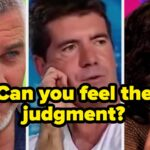 22 Moments When Reality TV Show Judges Truly Didn't Hold Back On Contestants