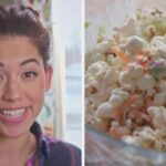 A Woman Is Going Viral From So Many People Dragging Her Soggy Mayo Popcorn Salad