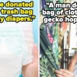 Thrift Store Workers Reveal The Strangest Things They've Found In Donation Bins