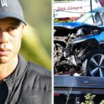 Tiger Woods Was Driving 40 Miles Over The Speed Limit When He Crashed His SUV In February