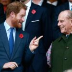 """Prince Harry Remembered His Grandfather In A Statement Honoring His """"Service, Honor And Great Humor."""""""
