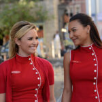 "The ""Glee"" Cast Reunited With Demi Lovato To Honor Naya Rivera At The GLAAD Media Awards"